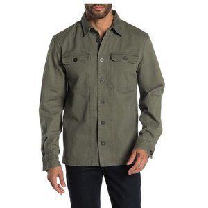 Slate & Stone Pocket Front Shirt Jacket